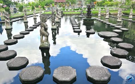 Bassin TirtaGangga